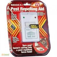 Відлякувач мишей і комах RIDEX PLUS ультразвуковий