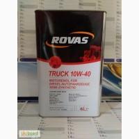 Немецкое моторное масло Rovas 5W-30 синтетика