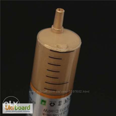 Фото 2. Карбоновая нано термопаста к процессорам, ноутбукам для улучшения термопроводимости контак