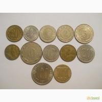 Монеты Югославии (12 штук)