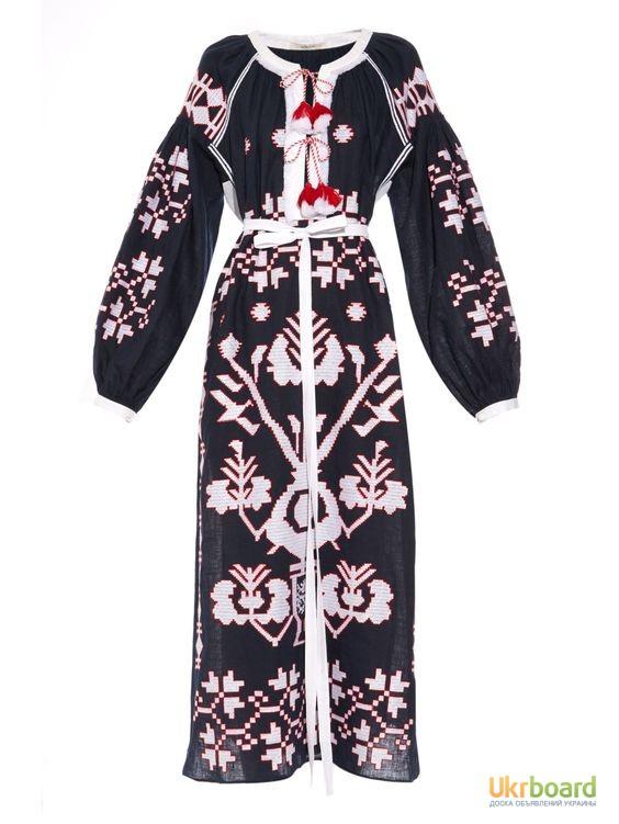 Продам купить эксклюзивные платья - вышиванки на заказ 89f11004cc8ea