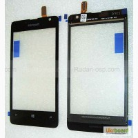 Сенсор (тачскрин) Microsoft Lumia 430, 8003525 (оригинал)