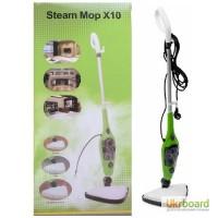 Паровая швабра Steam Mop X10 - пароочиститель