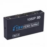 Сплиттер HDMI 1x2 с 3D поддержкой
