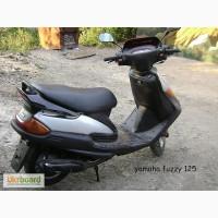 Продам скутер Yamaha fuzzy в отличном состоянии