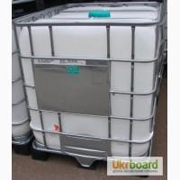 Продам кубовые емкости 1000 литров (железный, пластиковый поддон)