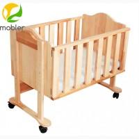 Кроватка приставная kp101