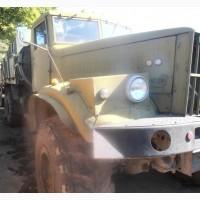 Продаем грузовой бортовой автомобиль КрАЗ 255Б, 8 тонн, 1977 г.в