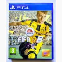 FIFA 17 PS4 диск / РУС версия