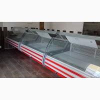 Новые витрины ПВХС Невада- 1, 6 м производитель Технохолод в наличии