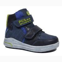 Демисезонные ботинки для мальчиков Clibee арт.P-172 dark blue с 27-32 р