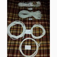 Кабельки для интернета (LAN и ADSL)