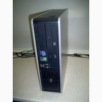 Компактный системный блок/компьютер, два ядра HP Compaq dc7900 SFF