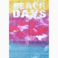 Полотенца пляжные