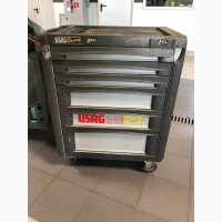 Тележка инструментальная на 6 ящиков (без инструмента) USAG 519 RX GV Италия