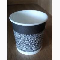 Стаканчики бумажные - одноразовая посуда