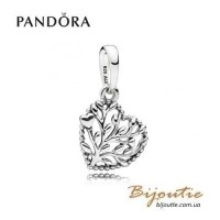 PANDORA кулон-подвеска ― цветущие сердца 797140 Оригинал Пандора