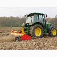 Мульчер, измельчитель пожнивных остатков кукурузы, подсолнечника ПРР-280