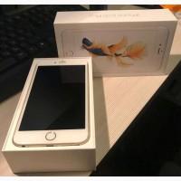 Айфон 6с Плюс 16 gb золотого цвета