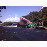 Дорожні роботи - оренда будівельно - дорожньої техніки: послуги асфальтоукладчика, дорожня