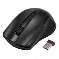 Мышь Ritmix RMW-555 black Ritmix Оптическая Беспроводная Черный 2+1 USB 2xAAA 1000 dpi