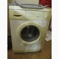 Узкая стиральная машина Bosсh Maxx 4 (настоящий немец) б/у в рабочем состоянии