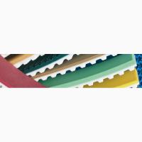 Поставляем широкий ассортимент полиуретановых зубчатых ремней, с резиновым покрытием