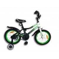 Детский алюминиевый велосипед Leader Lion 16
