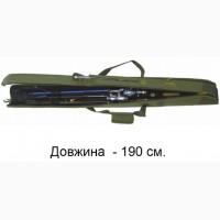 Футляр для спиннингов КВ-6а