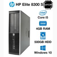 4-x ядерный системный блок HP ELITE Compaq 8300 SFF / i5-3470s / RAM 4 / HDD 500 ГБ
