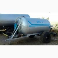 Бочка МЖТ-6 для внесения жидкого навоза и жидких органических удобрений