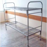 Ліжко армійське двоярусне розкладне типу А