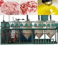 Оборудование для переработки животных жиров, сала в технический, пищевой и коромовой жир