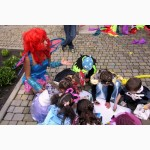 Аниматоры на детский день рождения Харьков. Клоун на день рождения Харьков цена. отзывы