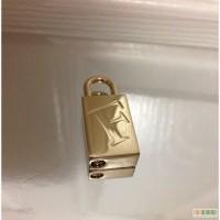 Замочек Furla Gold Logo Lock , оригинал