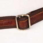 Продается оригинальная кожаная сумка на плечо в этническом стиле, унисекс