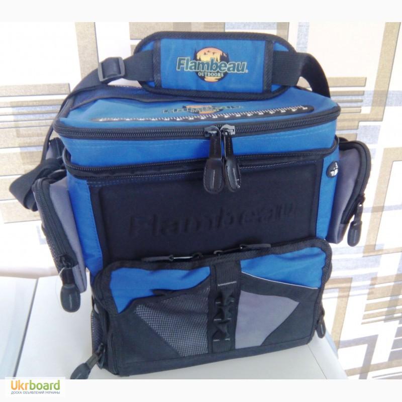 сумка для снастей flambeau