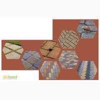 Выбор и укладка тротуарной плитки