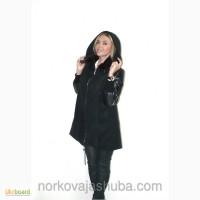 Модное кашемировое пальто из новой осенней коллекции