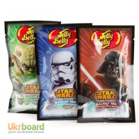 Конфеты Star Wars Звездные Войны от Jelly Belly