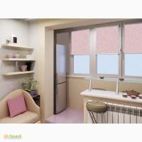 Барная стойка - между кухней и балконом