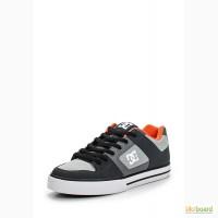 Кожаные кроссовки DC Shoes, модель PURE