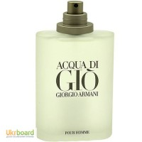 Тестер Giorgio Armani Acqua Di Gio Pour Homme туалетная вода 100 ml. (Армани Аква ди Джио)