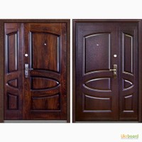 Виды металлических дверей (по конструкции)