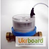 Счётчики для холодной и горячей воды с импульсным выходом Novator Новатор
