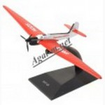 Коллекция легендарные самолёты масштабные модели