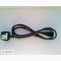 Силовой кабель питания BS 1363/A - SS 145/A с предохранителем