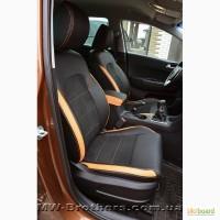 Авточехлы на сидения для Kia Sportage 4