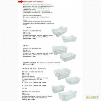 Ящики для пищевых прокуктов, ящик продуктовый