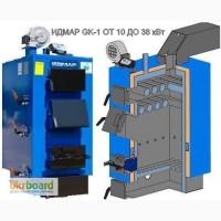 Твердотопливный котел Идмар GK-1 на твердом топливе 10 кВт